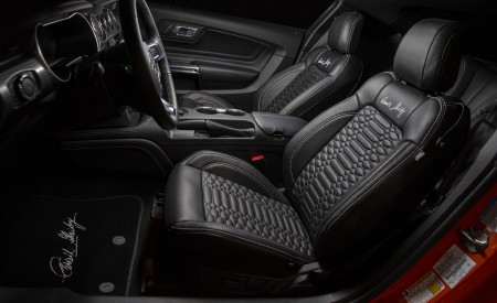 2020 Ford Mustang Carroll Shelby Signature Series Interior Cockpit Wallpapers 450x275 (48)
