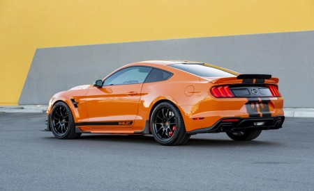 2020 Ford Mustang Carroll Shelby Signature Series Rear Three-Quarter Wallpapers 450x275 (22)