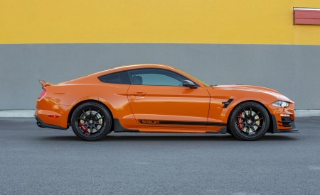 2020 Ford Mustang Carroll Shelby Signature Series Side Wallpapers 450x275 (24)