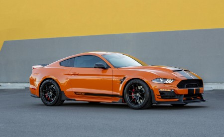 2020 Ford Mustang Carroll Shelby Signature Series Side Wallpapers 450x275 (25)