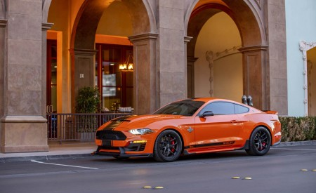 2020 Ford Mustang Shelby Super Snake Bold Edition Front Three-Quarter Wallpapers 450x275 (2)