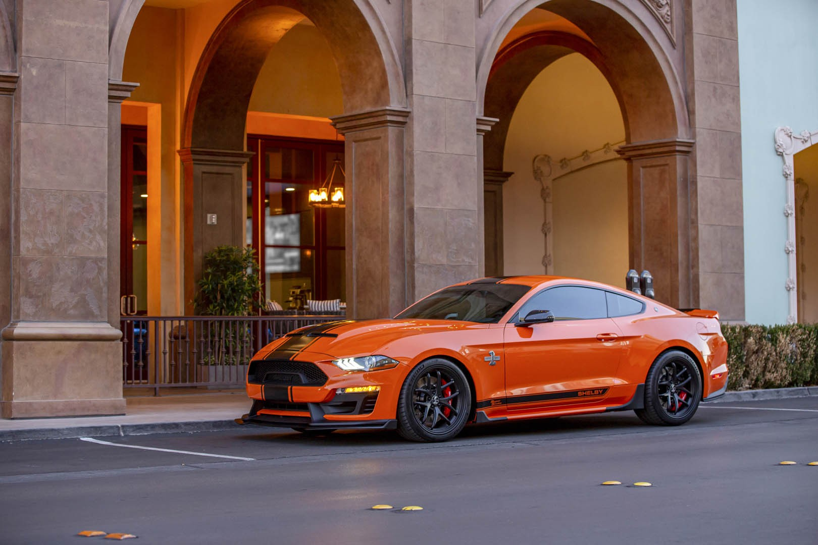 2020 Ford Mustang Shelby Super Snake Bold Edition Front Three-Quarter Wallpapers (2)