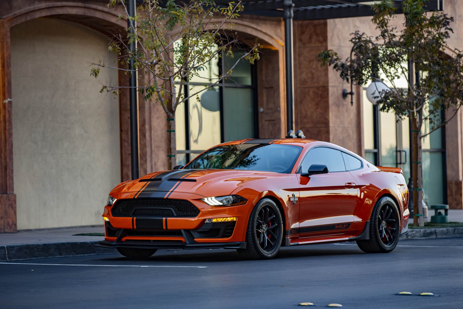 2020 Ford Mustang Shelby Super Snake Bold Edition Front Three-Quarter Wallpapers (3)
