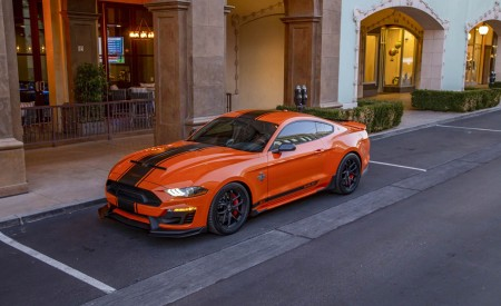 2020 Ford Mustang Shelby Super Snake Bold Edition Front Three-Quarter Wallpapers 450x275 (5)