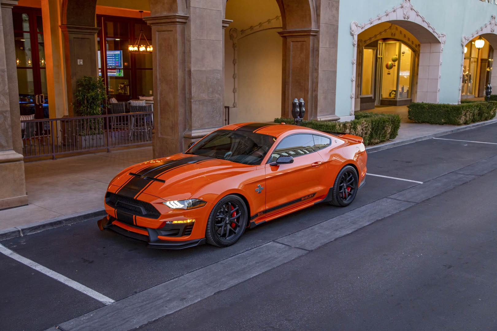 2020 Ford Mustang Shelby Super Snake Bold Edition Front Three-Quarter Wallpapers (5)
