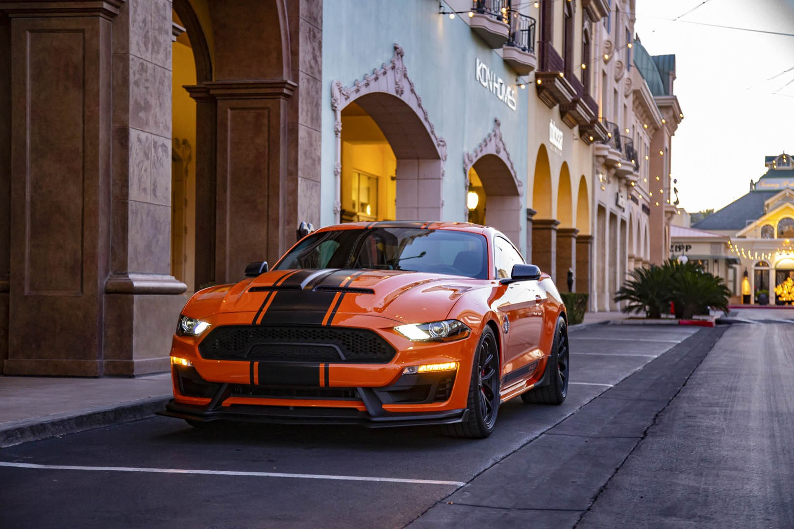 2020 Ford Mustang Shelby Super Snake Bold Edition Front Wallpapers (1)