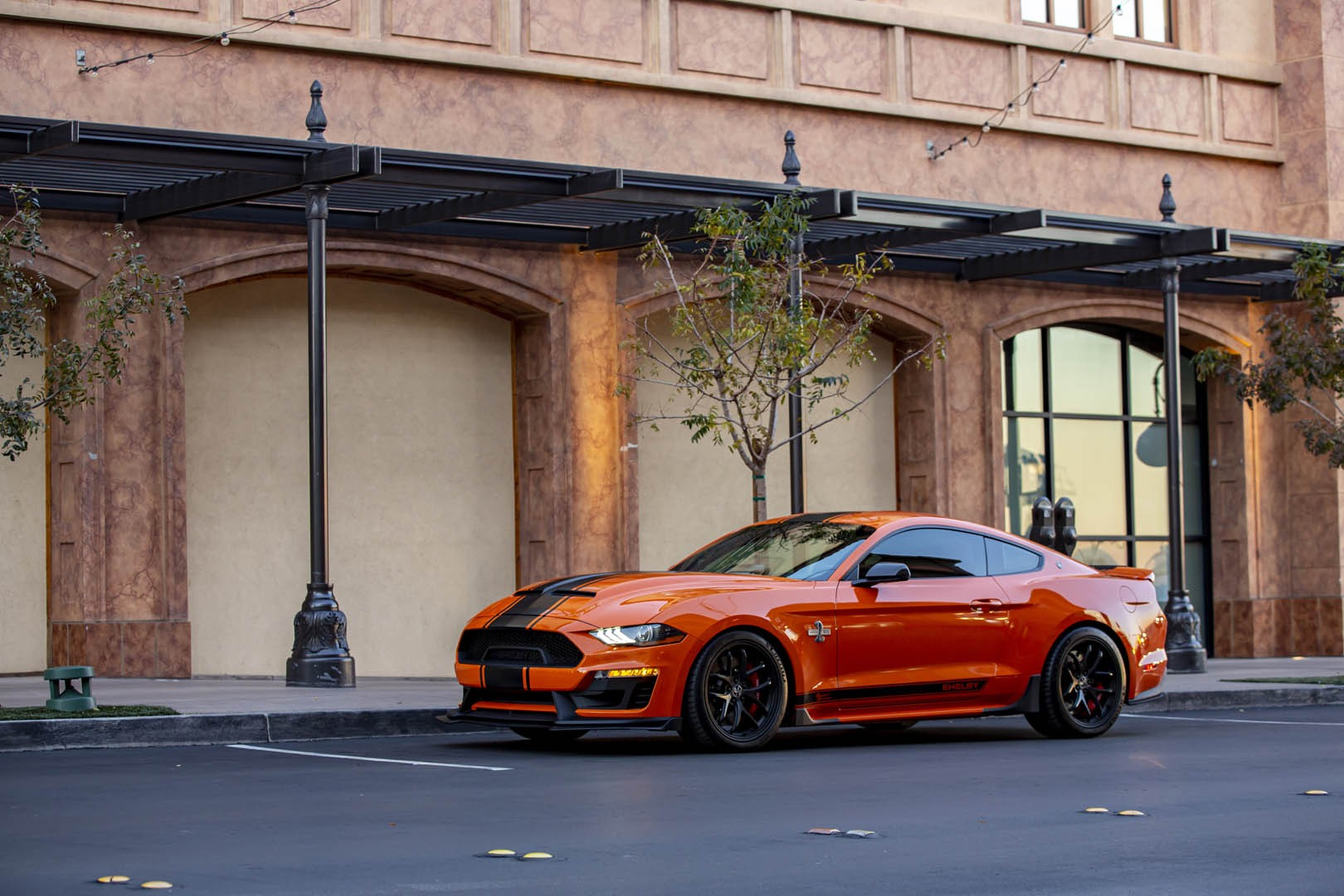 2020 Ford Mustang Shelby Super Snake Bold Edition Side Wallpapers (8)