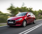 2020 Mazda2 (Color: Red Crystal) Front Three-Quarter Wallpapers 150x120 (2)