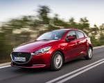 2020 Mazda2 (Color: Red Crystal) Front Three-Quarter Wallpapers 150x120 (3)