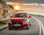 2020 Mazda2 (Color: Red Crystal) Front Wallpapers 150x120 (6)