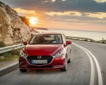 2020 Mazda2 (Color: Red Crystal) Front Wallpapers 150x120 (7)