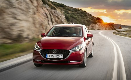 2020 Mazda2 Wallpapers HD