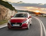 2020 Mazda2 (Color: Red Crystal) Front Wallpapers 150x120 (8)