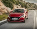 2020 Mazda2 (Color: Red Crystal) Front Wallpapers 150x120 (23)