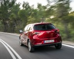 2020 Mazda2 (Color: Red Crystal) Rear Three-Quarter Wallpapers 150x120 (14)