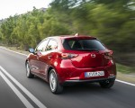 2020 Mazda2 (Color: Red Crystal) Rear Three-Quarter Wallpapers 150x120 (48)