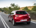 2020 Mazda2 (Color: Red Crystal) Rear Three-Quarter Wallpapers 150x120 (26)