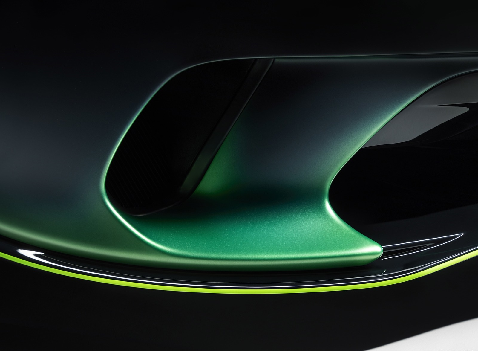 2020 McLaren GT Verdant Theme by MSO Detail Wallpapers #7 of 10