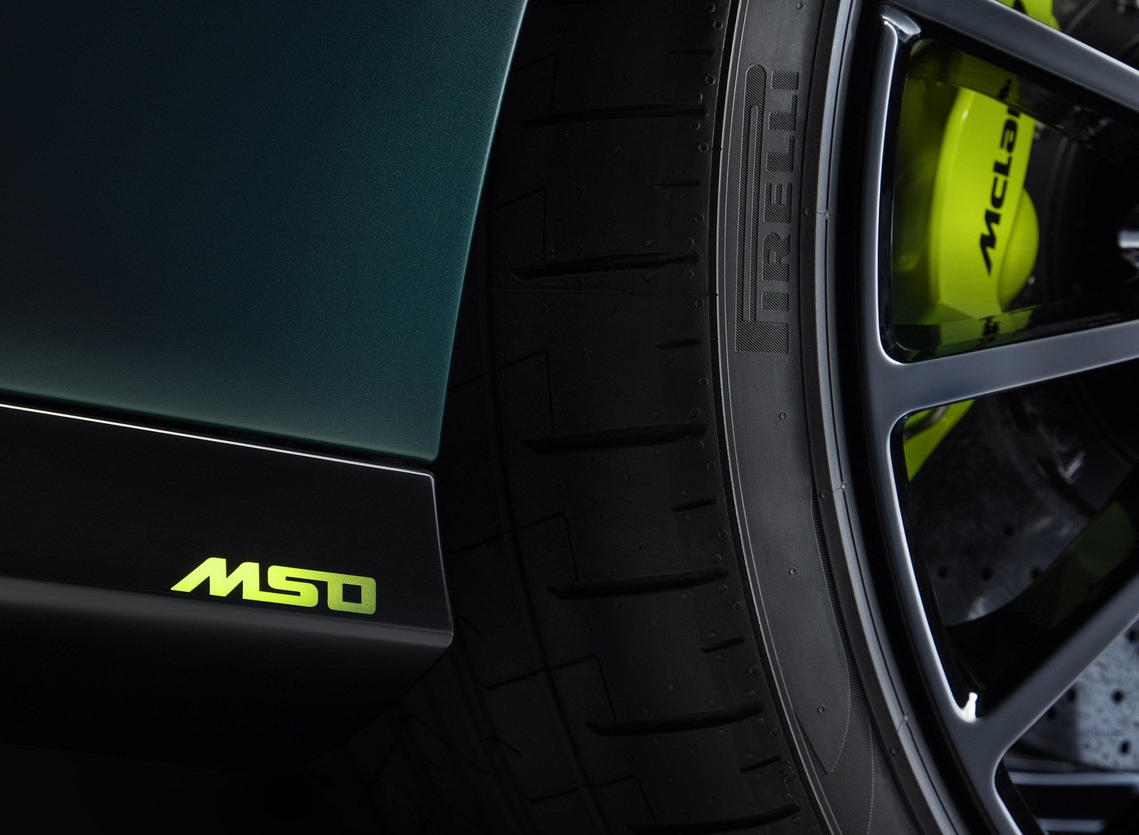 2020 McLaren GT Verdant Theme by MSO Detail Wallpapers (6)
