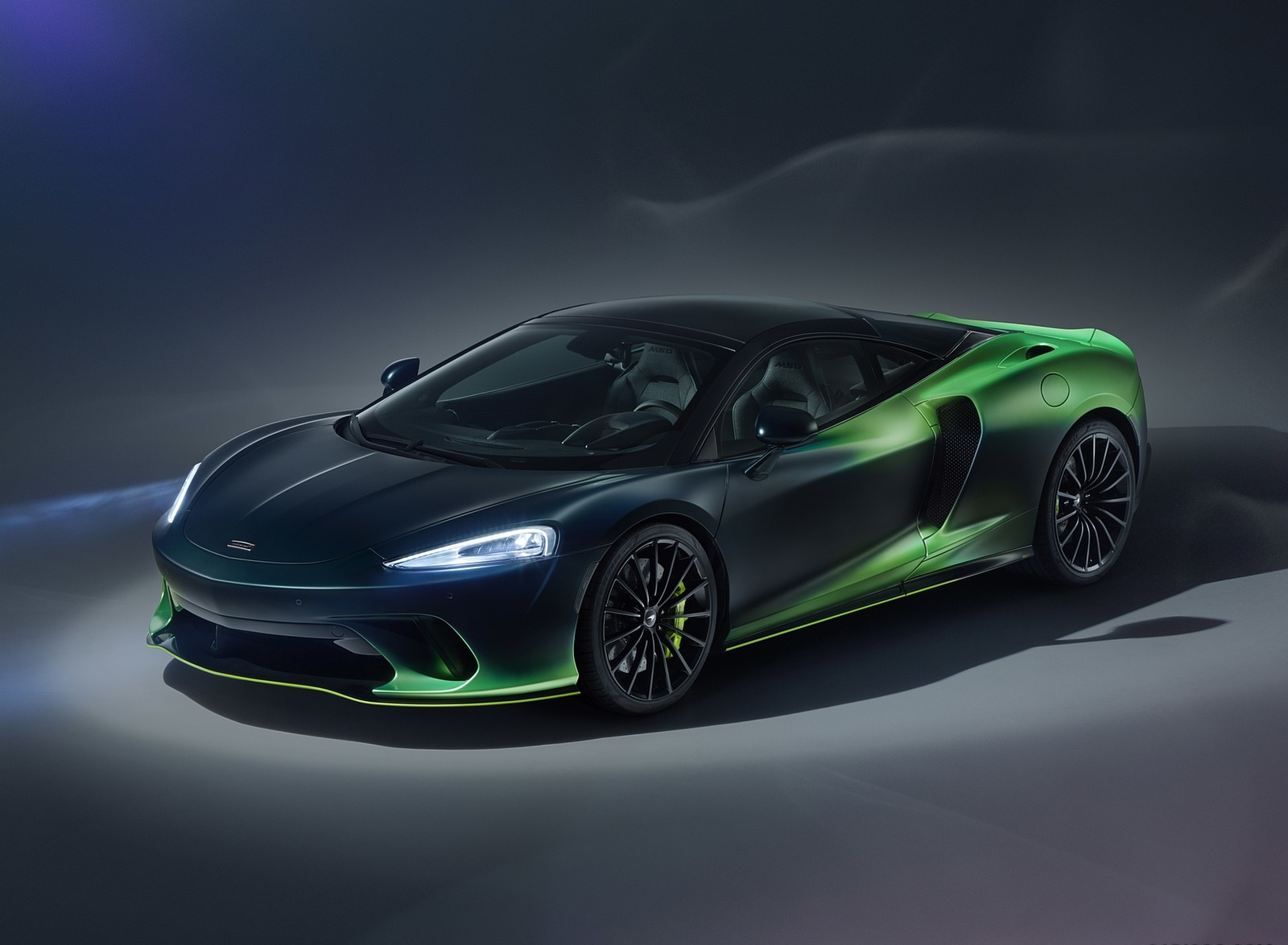 2020 McLaren GT Verdant Theme by MSO Front Three-Quarter Wallpapers (1)