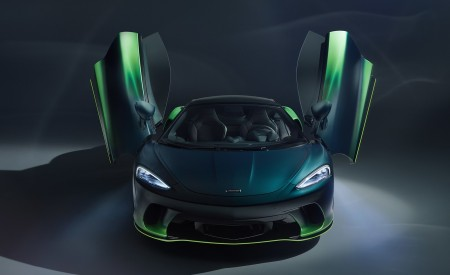 2020 McLaren GT Verdant Theme by MSO Front Wallpapers 450x275 (2)
