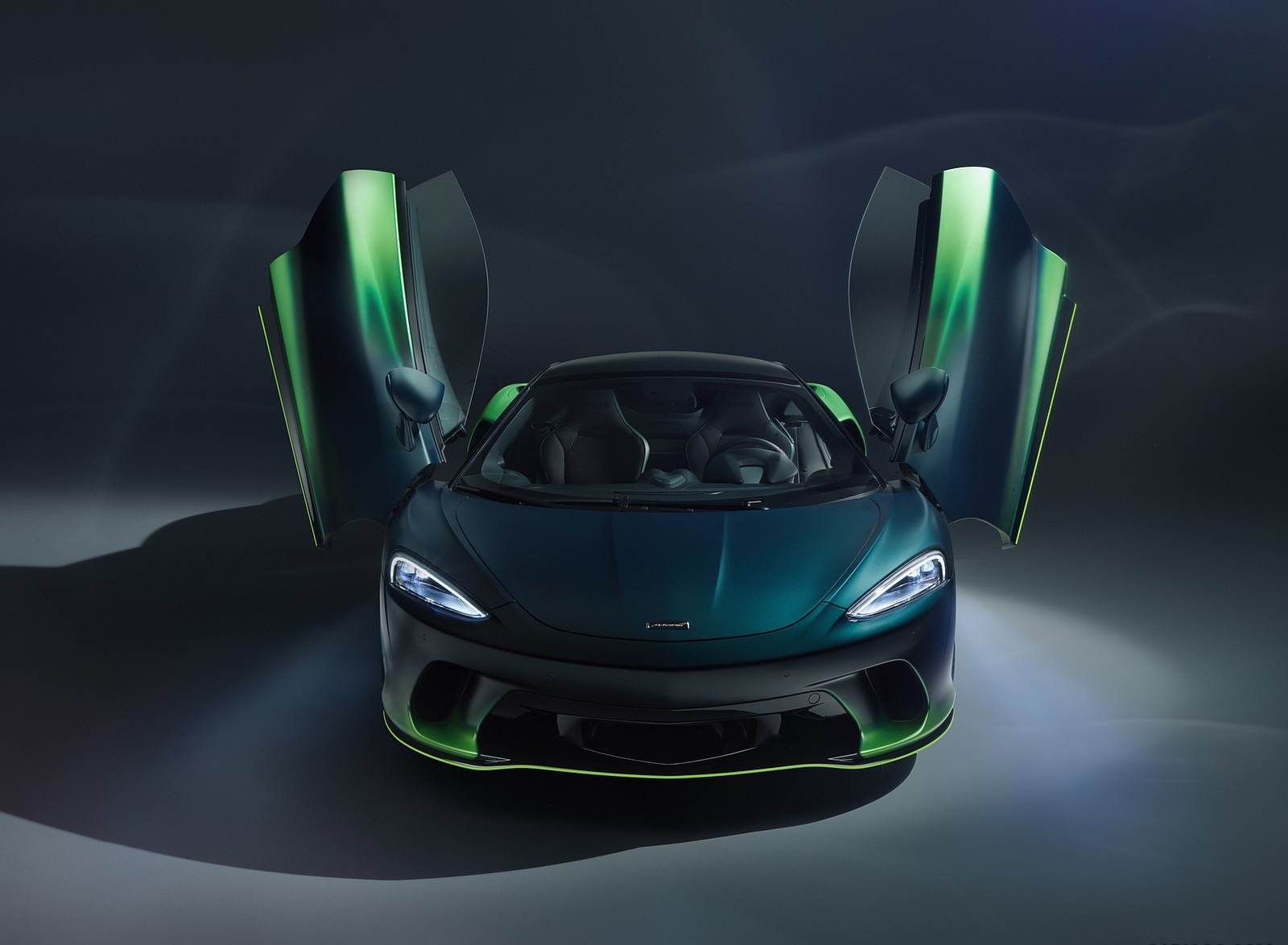 2020 McLaren GT Verdant Theme by MSO Front Wallpapers (2)