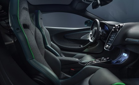 2020 McLaren GT Verdant Theme by MSO Interior Wallpapers 450x275 (10)