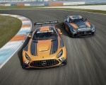 2020 Mercedes-AMG GT4 Wallpapers HD