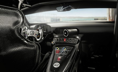 2020 Mercedes-AMG GT4 Interior Wallpapers 450x275 (7)