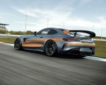 2020 Mercedes-AMG GT4 Rear Three-Quarter Wallpapers 150x120 (4)