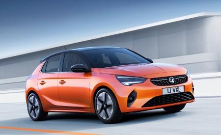 2020 Vauxhall Corsa-e Wallpapers HD