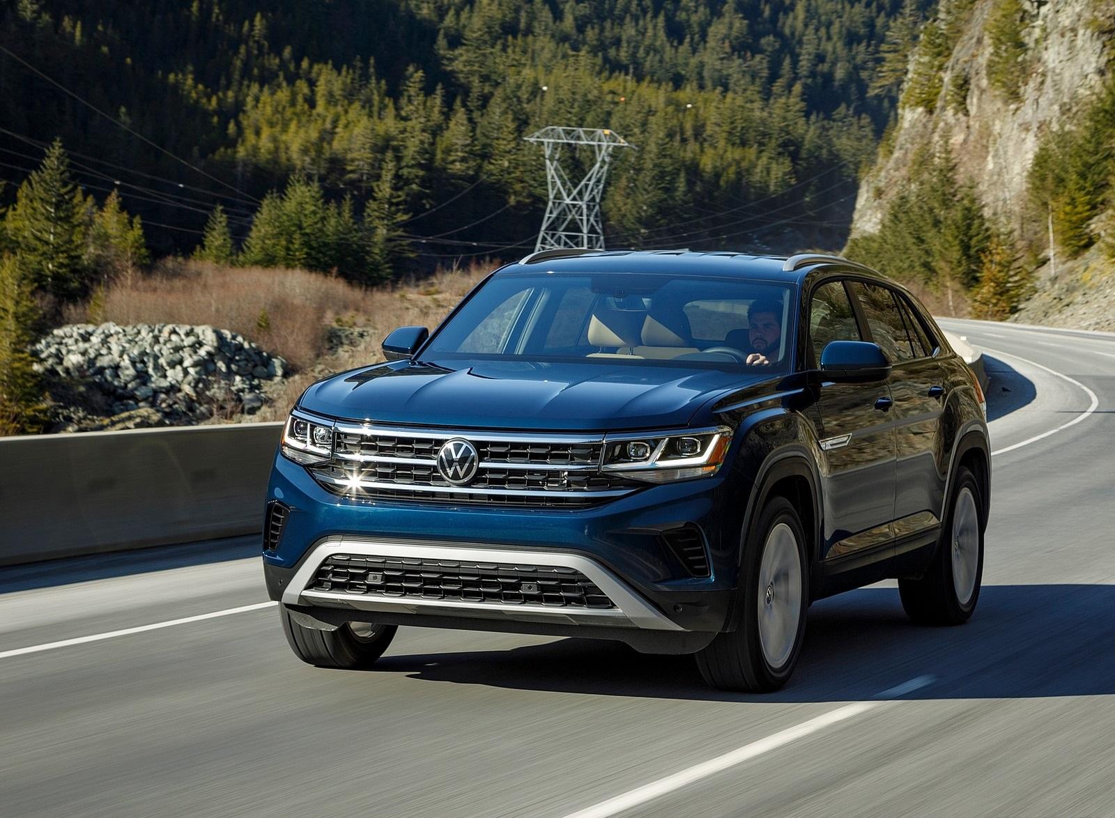 2020 Volkswagen Atlas Cross Sport Se Wallpapers 24 Hd Images Newcarcars