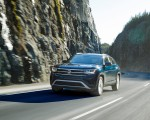 2020 Volkswagen Atlas Cross Sport SE with Technology (Color: Tourmaline Blue) Front Three-Quarter Wallpapers 150x120 (2)