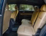 2020 Volkswagen Atlas Cross Sport SE with Technology (Color: Tourmaline Blue) Interior Rear Seats Wallpapers 150x120 (21)