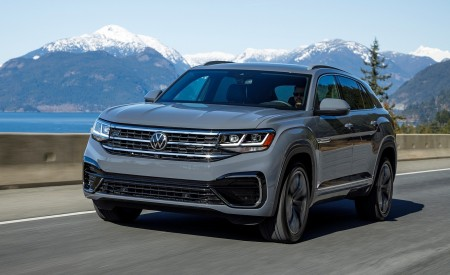 2020 Volkswagen Atlas Cross Sport SEL Wallpapers HD
