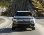 2020 Volkswagen Atlas Cross Sport SEL Premium R Line (Color: Pure Gray) Front Wallpapers 150x120 (6)