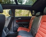 2020 Volkswagen Atlas Cross Sport SEL Premium R Line (Color: Pure Gray) Interior Rear Seats Wallpapers 150x120 (43)