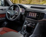 2020 Volkswagen Atlas Cross Sport SEL Premium R Line (Color: Pure Gray) Interior Wallpapers 150x120 (37)