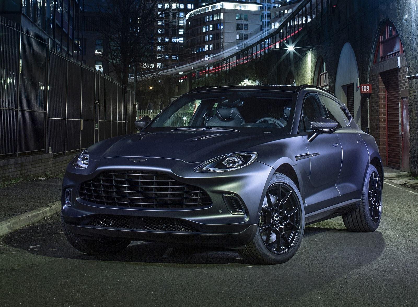 2021 Aston Martin Dbx Q By Am Front Three Quarter Wallpapers 4 Newcarcars