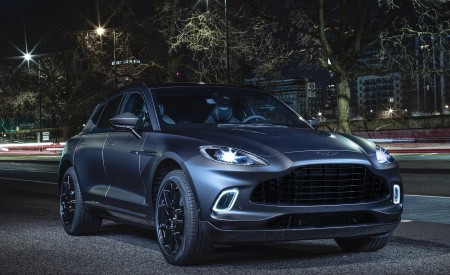 2021 Aston Martin DBX Q By AM Wallpapers HD