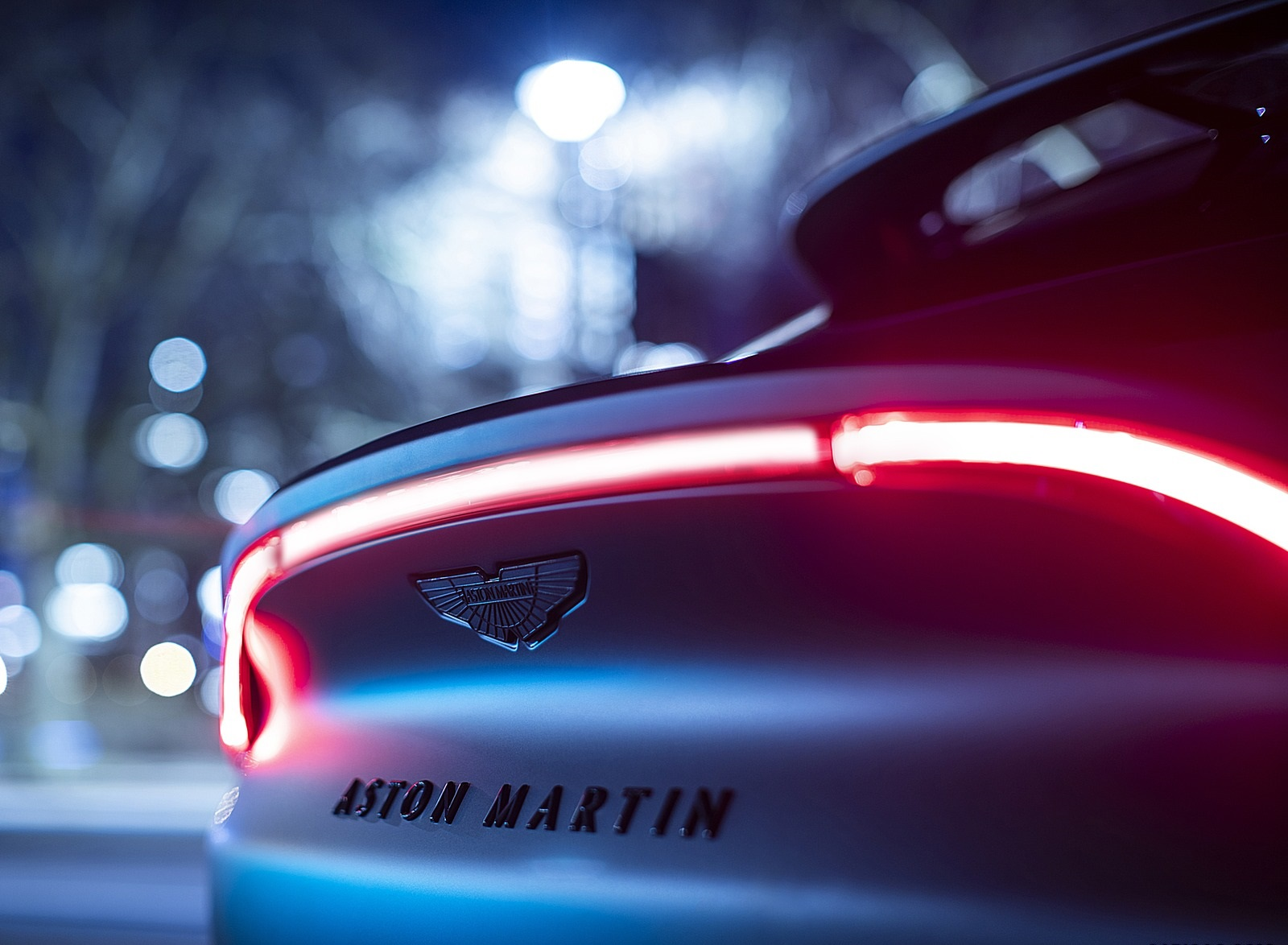 2021 Aston Martin Dbx Q By Am Tail Light Wallpapers 8 Newcarcars