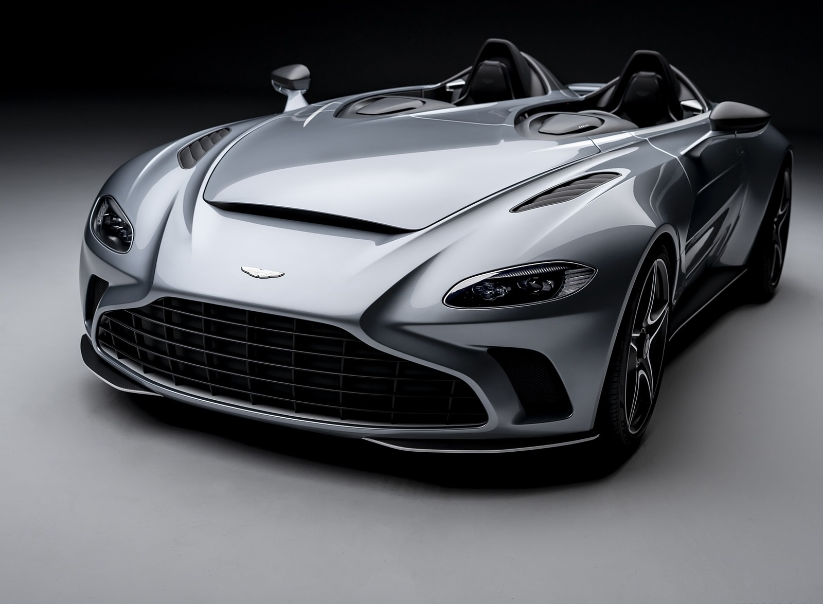 2021 Aston Martin V12 Speedster Front Three-Quarter Wallpapers (2)