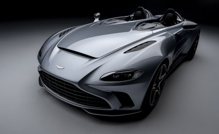 2021 Aston Martin V12 Speedster Wallpapers HD