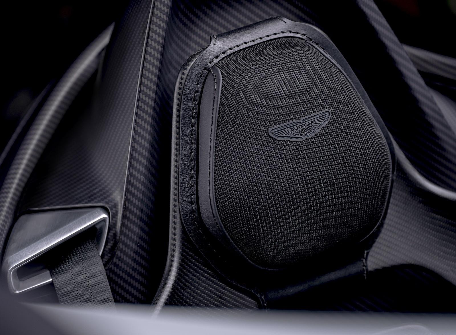 2021 Aston Martin V12 Speedster Interior Detail Wallpapers 17 Newcarcars