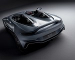 2021 Aston Martin V12 Speedster Rear Three-Quarter Wallpapers 150x120 (5)