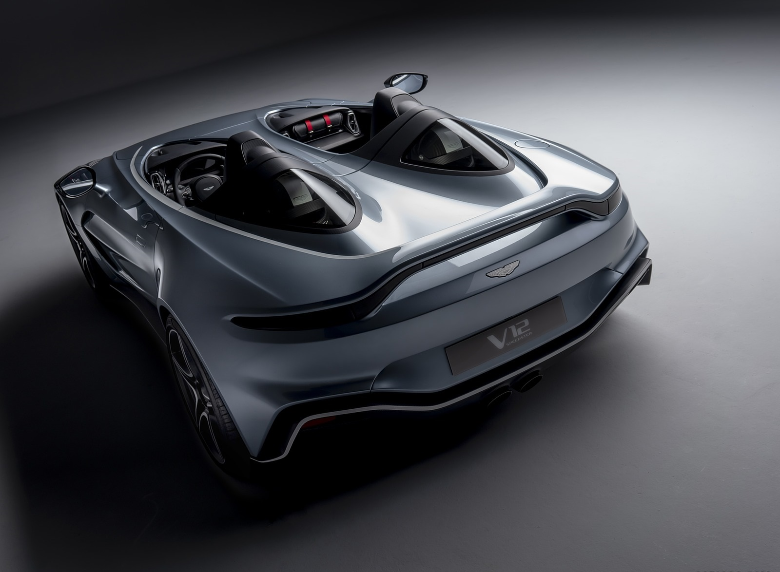 2021 Aston Martin V12 Speedster Rear Three-Quarter Wallpapers (5)