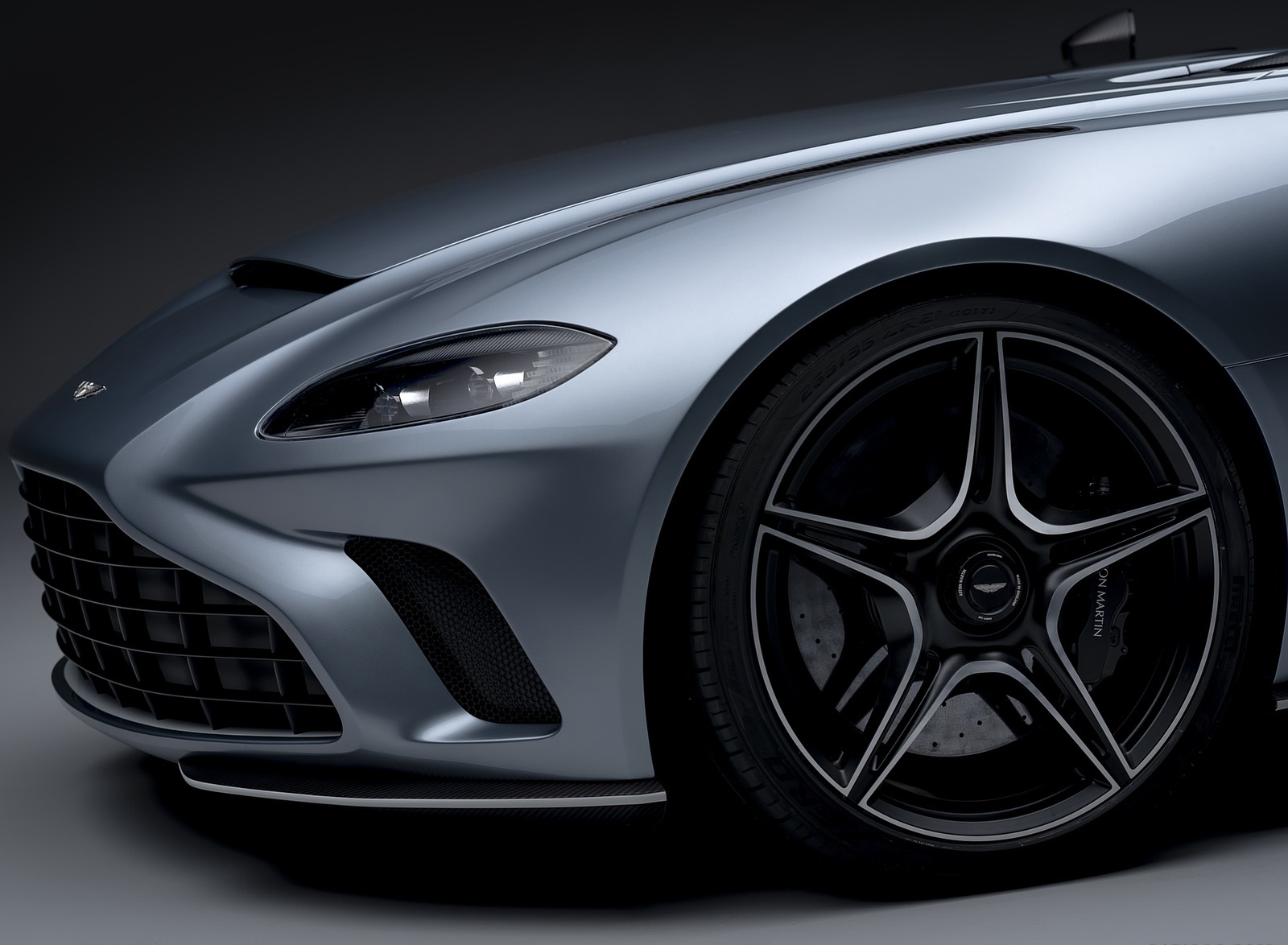 2021 Aston Martin V12 Speedster Wheel Wallpapers (7)