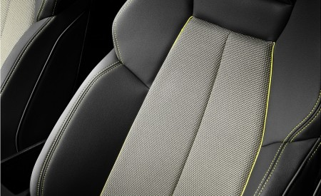 2021 Audi A3 Sportback 89 percent of the fabric consists of recycled PET bottles Wallpapers 450x275 (107)