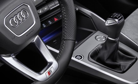 2021 Audi A3 Sportback Central Console Wallpapers 450x275 (91)