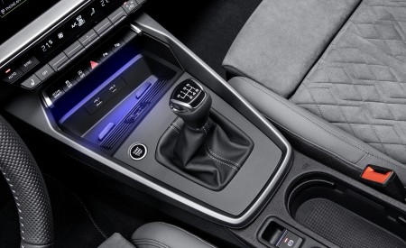 2021 Audi A3 Sportback Central Console Wallpapers 450x275 (92)